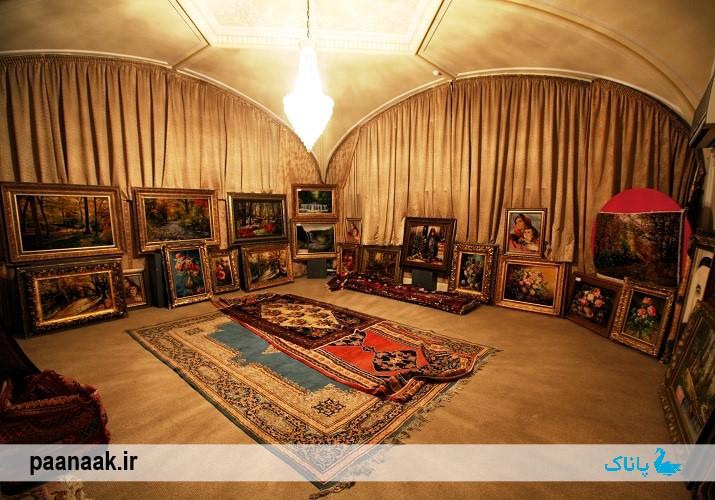 پایشگر دما و رطوبت موزه و گالری